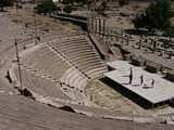 Pergamon - Asklepion Theater